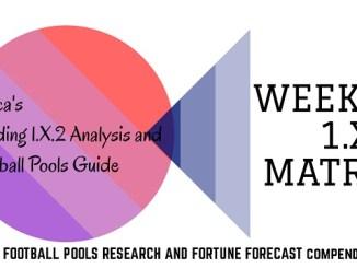 Weekly 1.X.2 Matrix