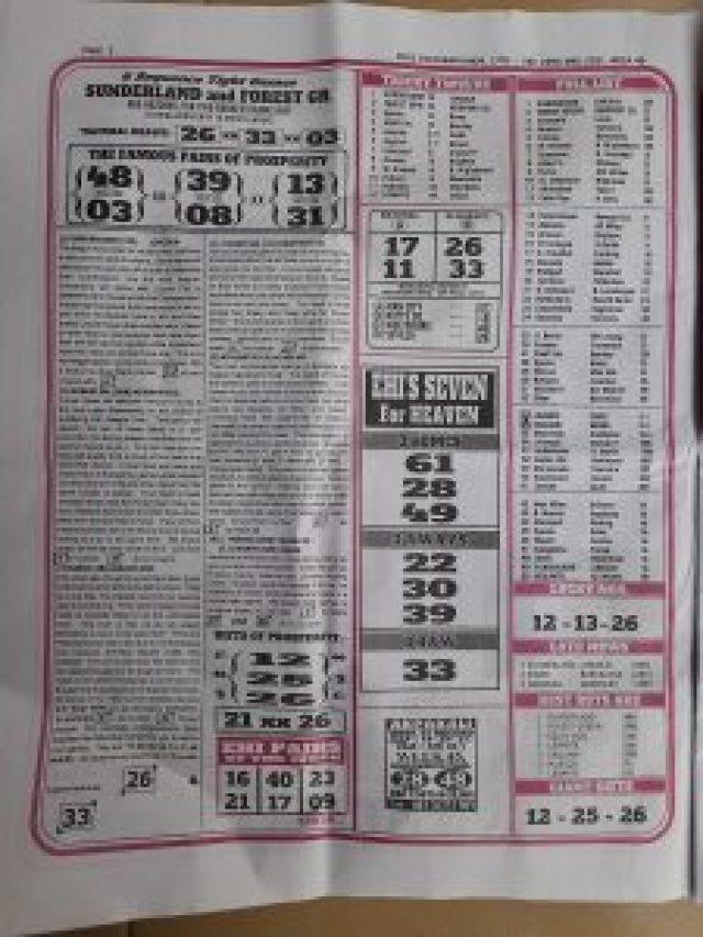 week 46 pools telegraph 2021 page 2