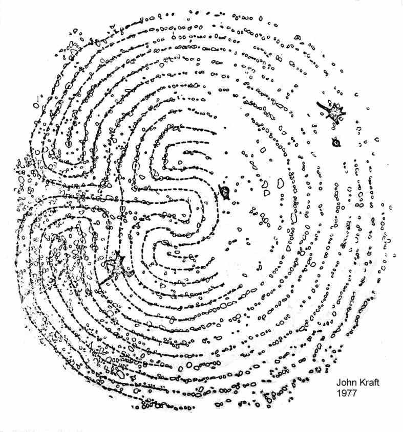 'Labyrinth handwriting' / 'basic labyrinth seal photo'