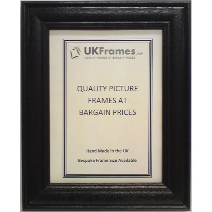 black wooden picture frames uk framess co