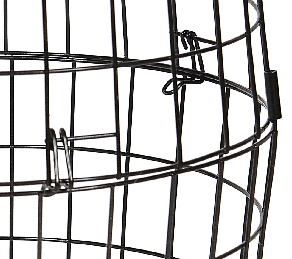Large Metal Squirrel Proof Blocking Wire Cage for Wild