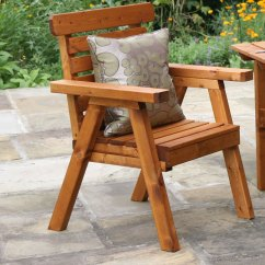 Wooden Garden Chairs Uk Amish Table And Supplies Classic Chair