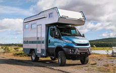 Iveco Daily 4x4 Motorhome