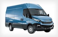 Iveco Daily Euro 6 Hi-Matic van