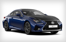 Lexus RC F Sports