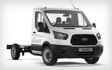 Ford Transit Cab
