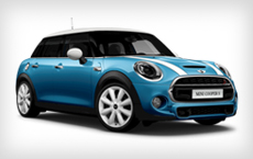Mini Cooper S 5-Door Hatch