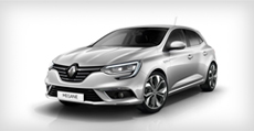 Renault All New Megane Signature Nav
