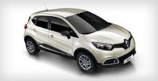 Renault Captur Dynamique Nav