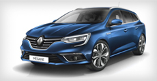 Renault Megane Sport Tourer Signature Nav