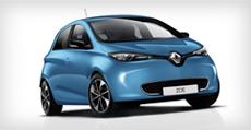 Renault Zoe Dynamic Nav
