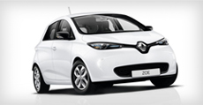Renault Zoe Expression Nav