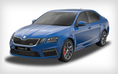 Škoda Octavia vRS Hatch
