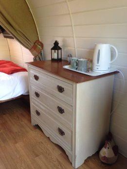 Wharfe Camp Kettlewell - Glamping Pod