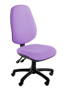 lilac office chair tufted accent chairs vinyl uk healthcare bimp jumbo high back operator