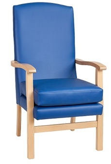 high backed chairs for the elderly dining room at target back bella chair