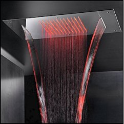 New Kitchen Decorating Ideas Rohl Faucets Chromotherapy Sky Shower From Bathrooms International ...