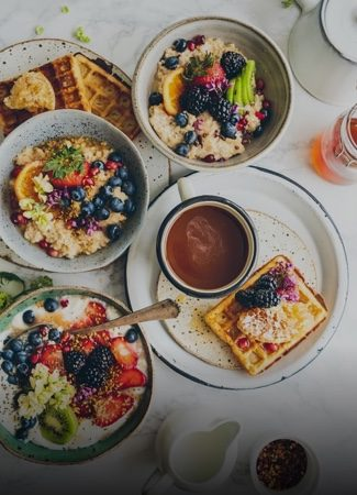 London Backpackers Free Breakfast