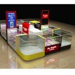 Ifix Mobile Australia Phone Kiosk With Repair Counter Design Mall Kiosk