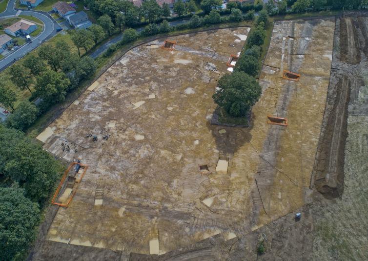 La Chaize le Vicomte – Site archéologique du Redoux