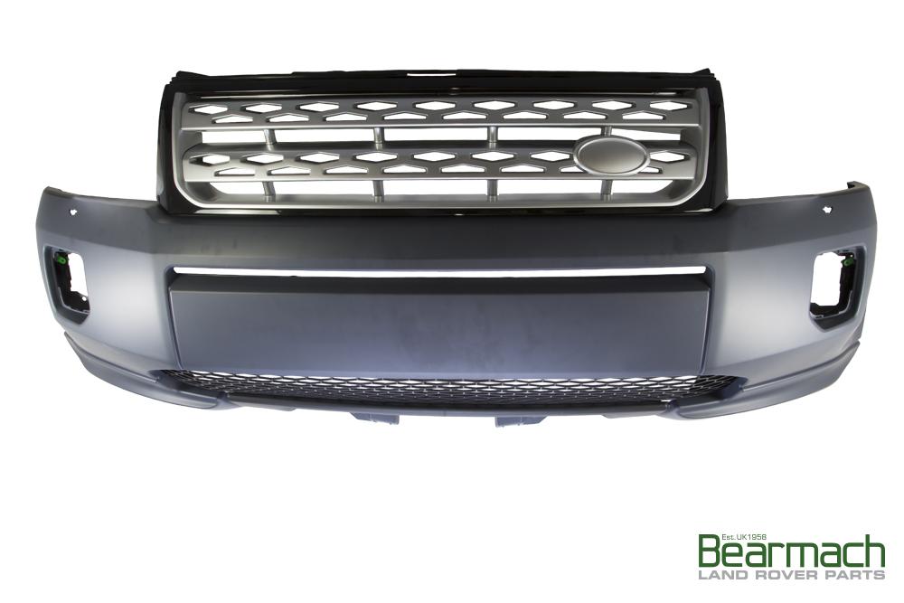 Front Bumper F2 Lr040839 Uk Landrover Spares