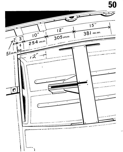 small resolution of in the early days the standard wooden mirror dinghy was equipped with wooden jib fairleads fixed to the inner gunwale