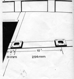 plate 52 from the original bell woodworking building instructions [ 1072 x 1452 Pixel ]