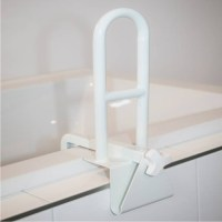 Bathroom bath Grab Bar Support safety rail - UK Mobility Store