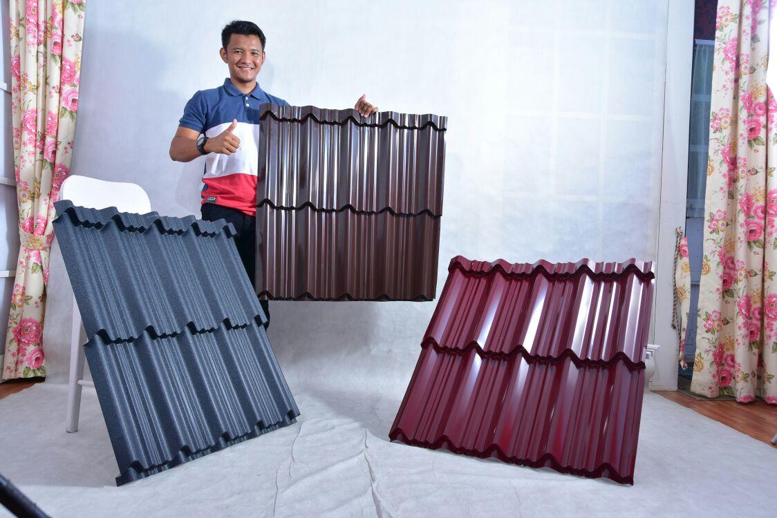 atap baja ringan di pekanbaru toko sentral portal bisnis riau indonesia