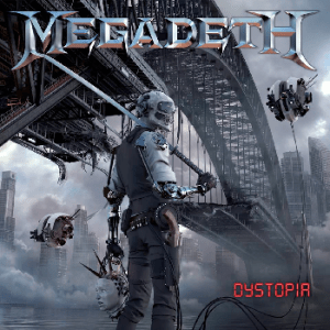 Megadeth Dystopia preview
