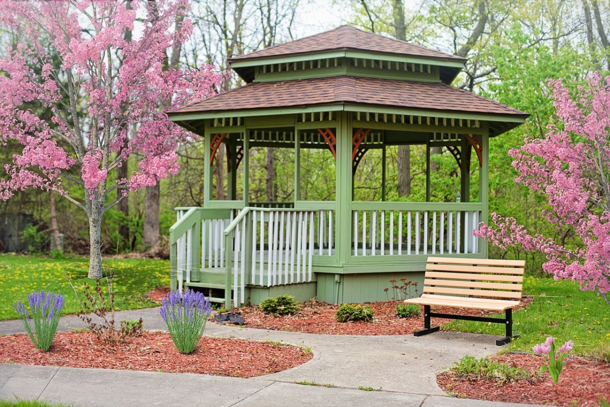 Benefits of a Garden Gazebo