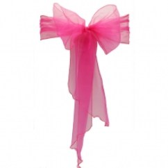 Chair Cover Hire Manchester Uk Green Dining Chairs 1 90 Free Organza Sash Delivery With Hot Pink