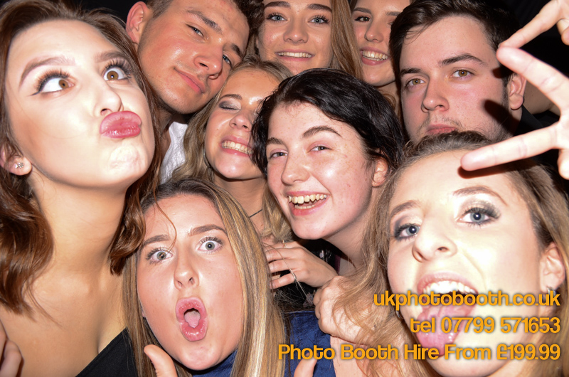 18th Birthday Party Photo Booth Hire-296