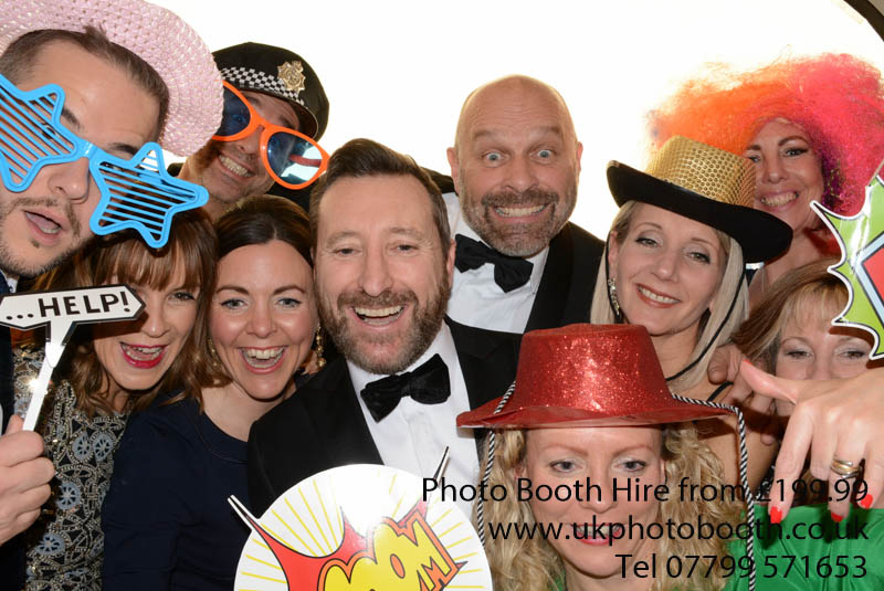 Headway - North Stafford Hotel - Photo Booth Hire-26