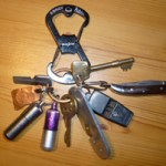 Key Ring Survival Kit