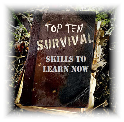 top ten survival skills book
