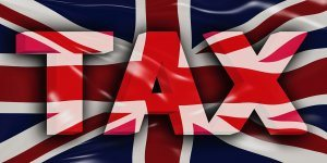 Corporation tax on Property
