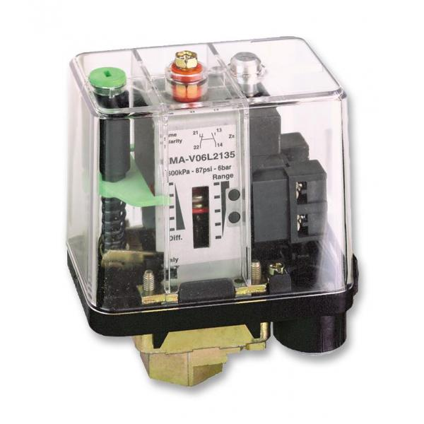 Spdt Wiring Diagram 240v Differential Pressure Switches