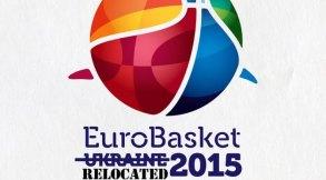 Ya se conocen los países que sustituyen a Ucrania como organizadores del EuroBasket 2015