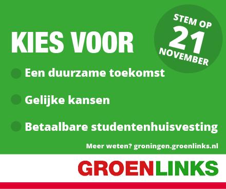 Advertentie GroenLinks