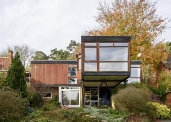 منزل مغر في أكسفورد