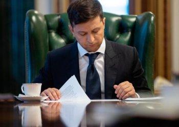 الرئيس الاوكراني فلاديمير زيلنسكي