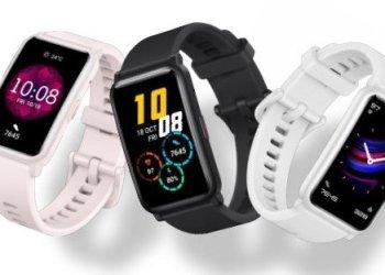 ساعة HONOR Watch ES تصميم بسيط لإطلالة أنيقة