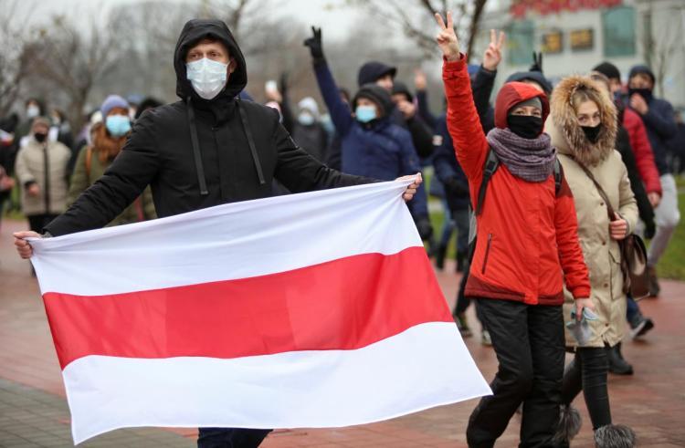 إعتقالات الشباب في روسيا البيضاء ومحاولة تطوير البلاد