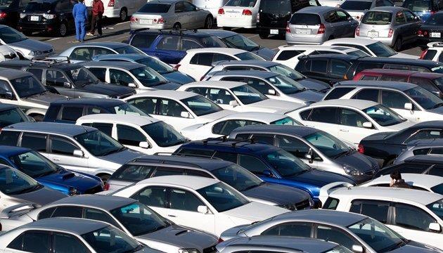 ازدياد الطلب على السيارات المستعملة في اوكرانيا بنسبة 4.4 %