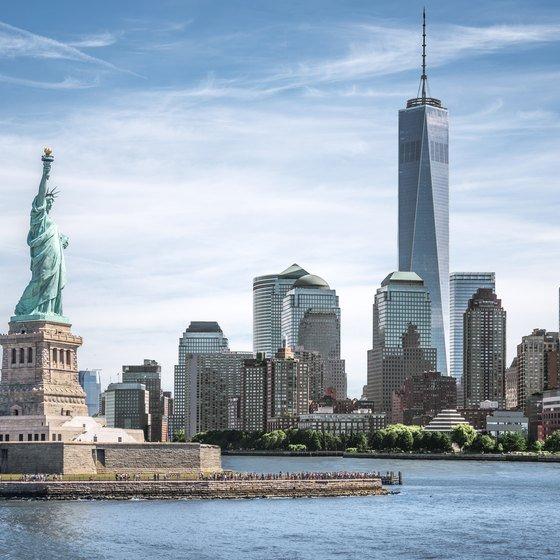 السياحة في تمثال الحرية