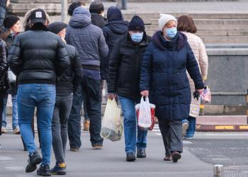 النائب رادوتسكي ذروة الموجة الثالثة من COVID-19 المتوقعة في أوكرانيا في غضون أسابيع قليلة