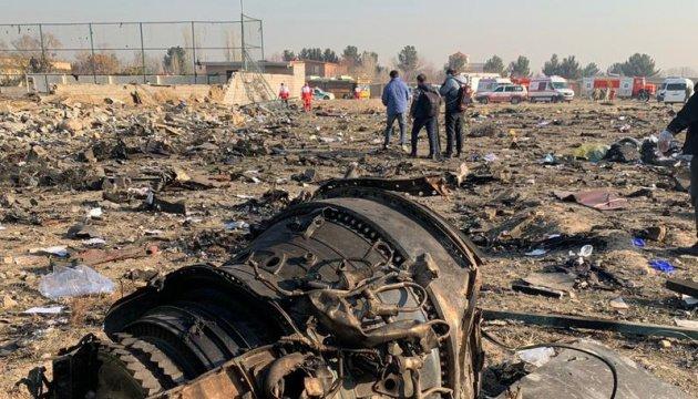 ايران تصدر تقريرها النهائي بحادثة تحطم الطائرة الأوكرانية