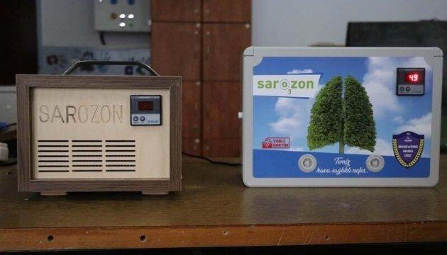 تبتكرجهاز لتنظيف الهواء من الفايروس