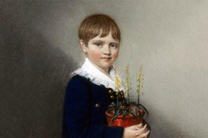 تشارلز داروين فتى عديم القدرات